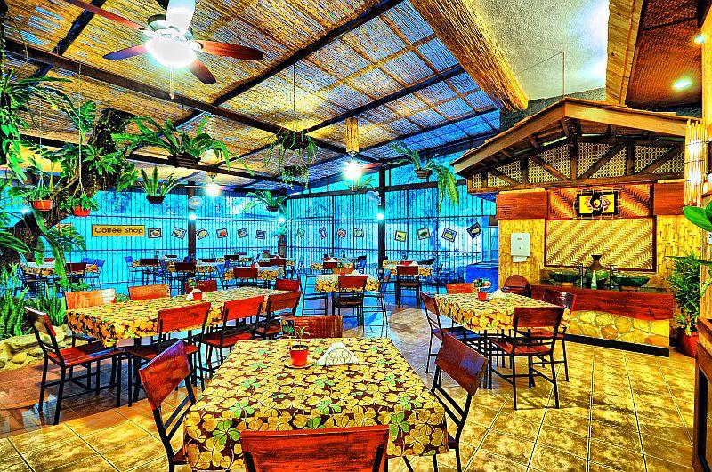 Cafe Menu Diamond Bar