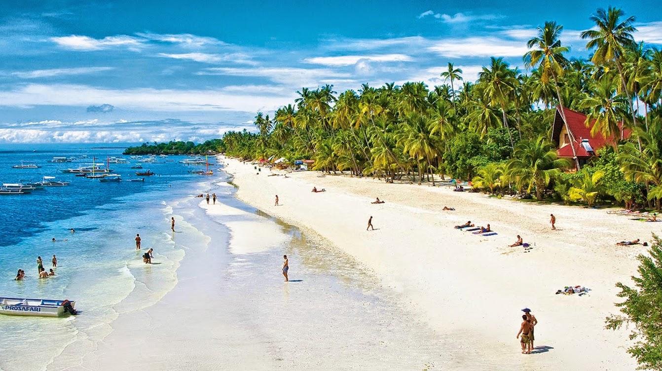 Bohol Beach Club Package Tour