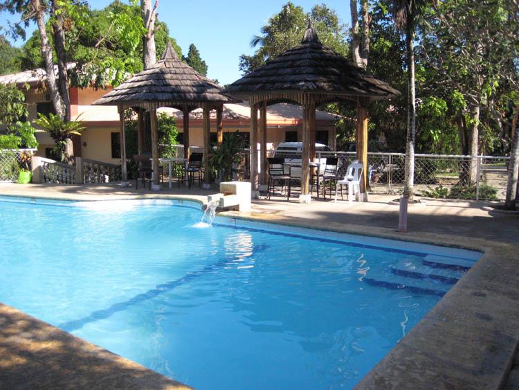 Bohol hotel dao diamond hotel and restaurant tagbilaran for Pool design philippines