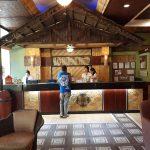 dao diamond Hotel Dao Bohol Front Desk